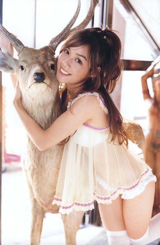 Симпатичные азиатки (34 фото)