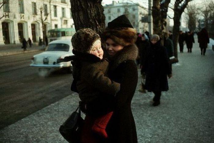 Фотографии из СССР (124 фото)
