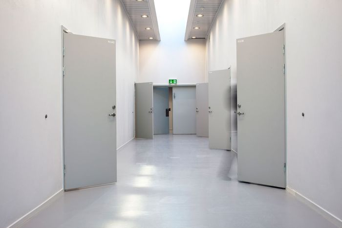 Лучшая тюрьма в мире построена в Норвегии (17 фото)