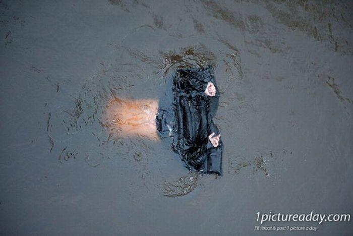 Спасение утопающего (25 фото)