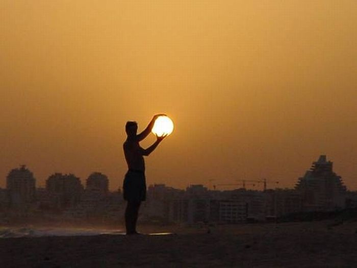 Ловцы солнца (35 фото)