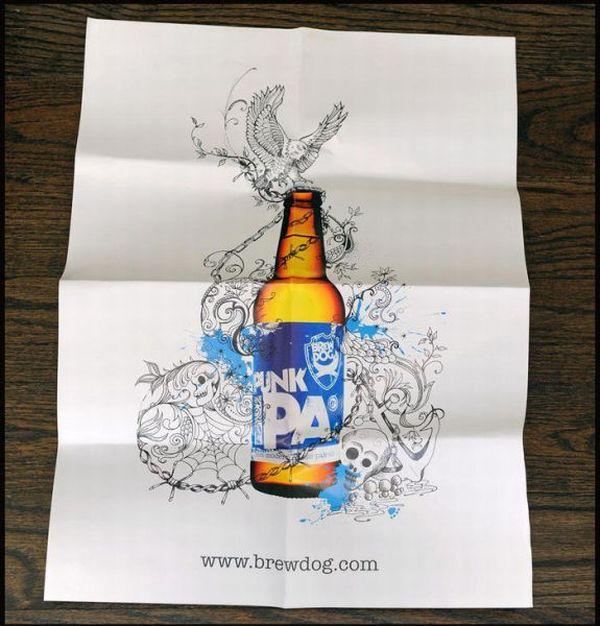 Самое крепкое пиво (8 фото)
