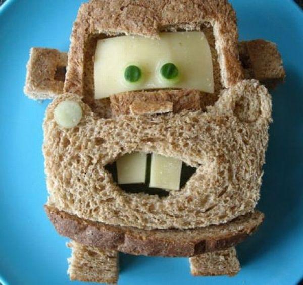 Удивительные сэндвичи (42 фото)