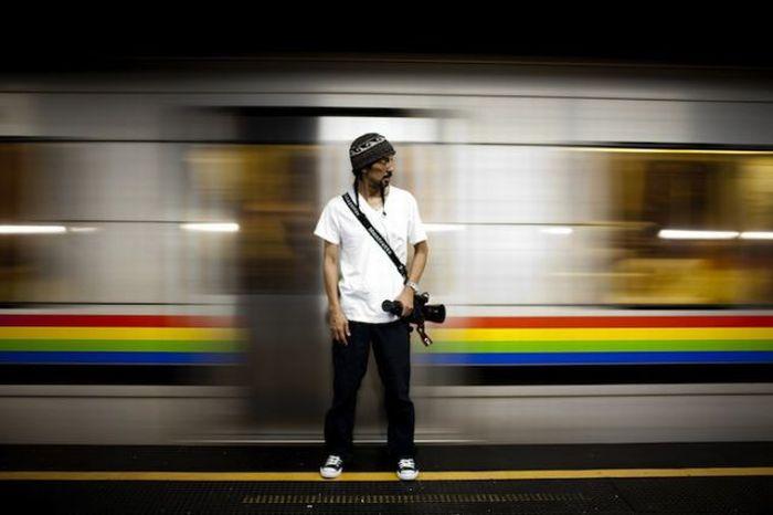 Фотографии в движении (20 фото)