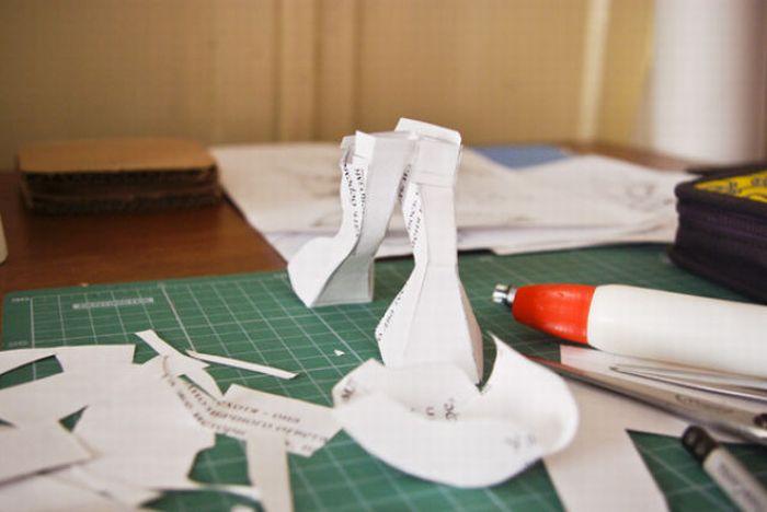 Что можно сделать из бумаги (46 фото)