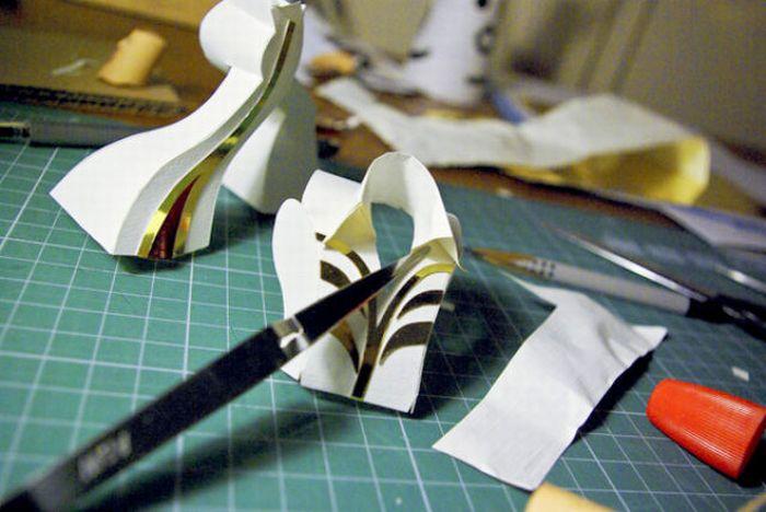 """Что можно сделать из бумаги (46 фото) """" Страница 2 """" Триникси"""