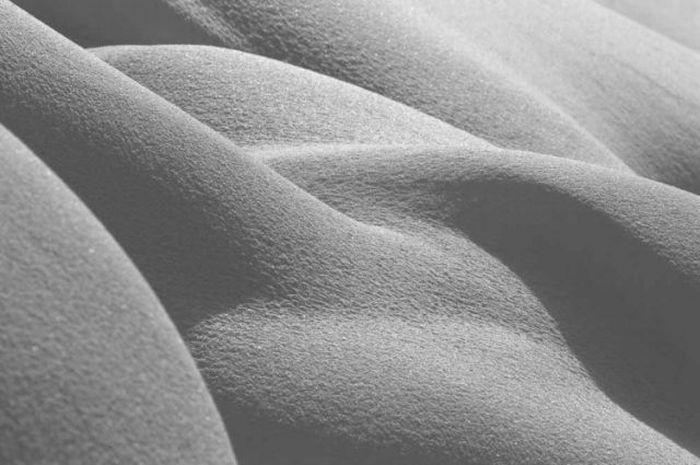 Снежные фантазии. А вы что видите? (10 фото)