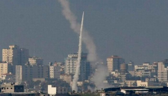 Ракетные выстрелы (25 фото)