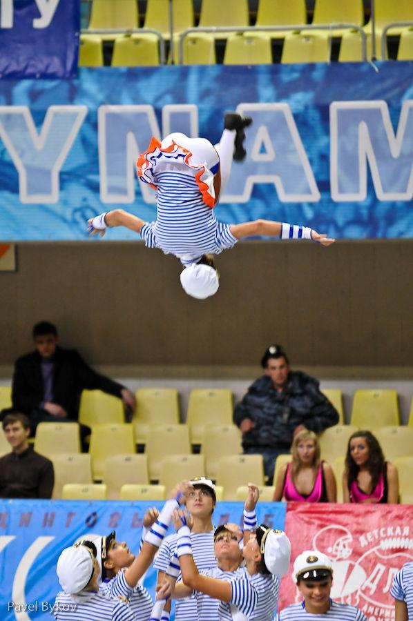 Чемпионат России по черлидингу (38 фото)