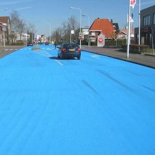 Голубая дорога (24 фото)
