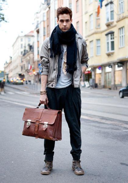 Уличная мода Финляндии (73 фото)