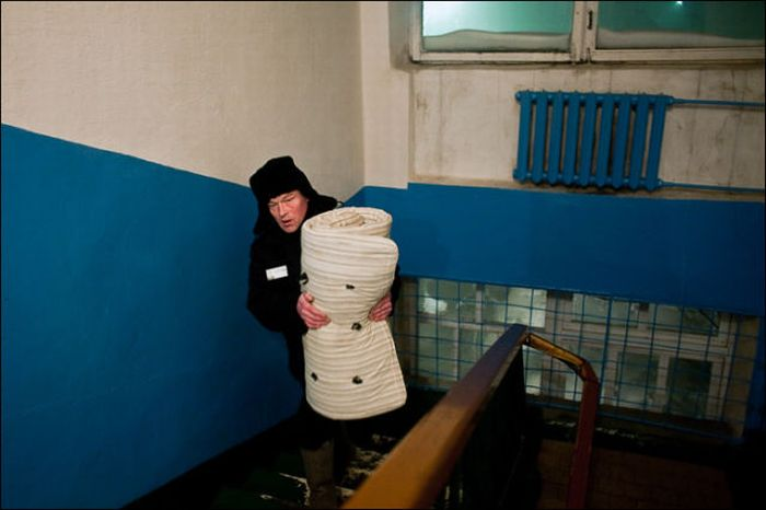 Колония в Архангельске (77 фотографий), photo:63.