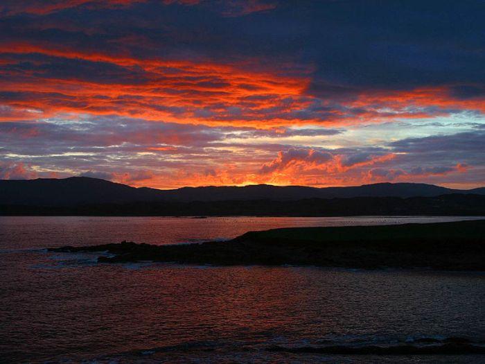 Красивые закаты (33 фото)