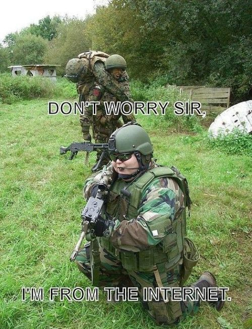 Смешные армейские будни (85 фото)