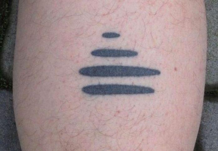 Научные татуировки (113 фото)