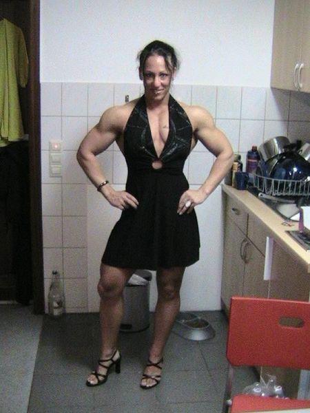 Женщины бодибилдеры (69 фото)