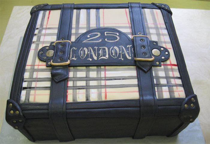 Классные торты (16 фото)
