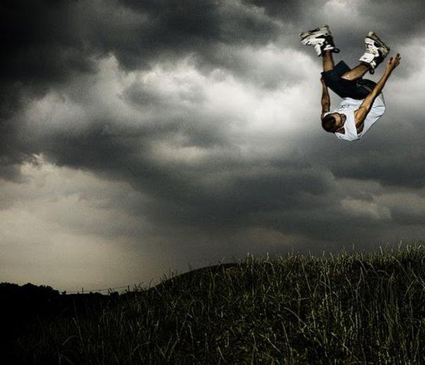 Классные фотографии эктремального спорта (23 фото)