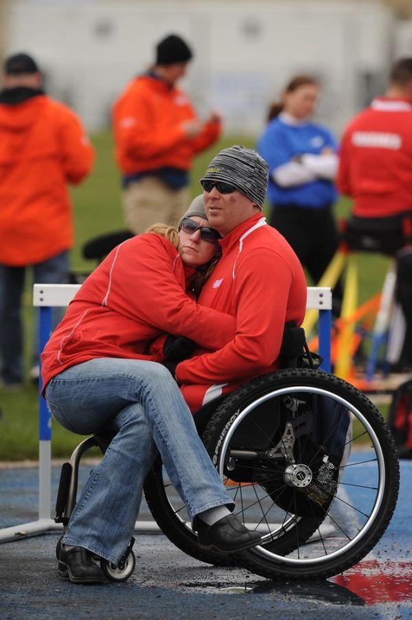Игры ветеранов-инвалидов (22 фото)