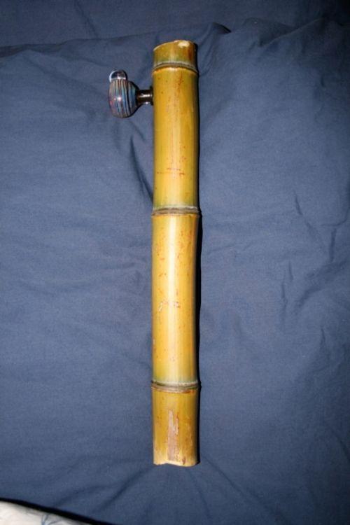 Как сделать трубу для травы