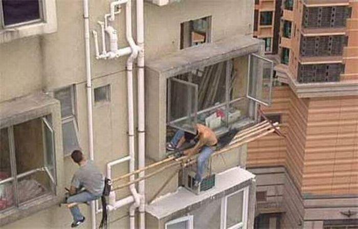 Что такое опасная работа (30 фото)