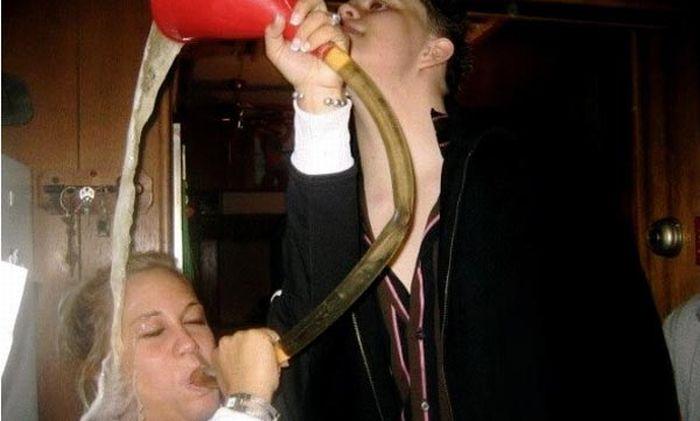 Неудачи с пивом (19 фото)