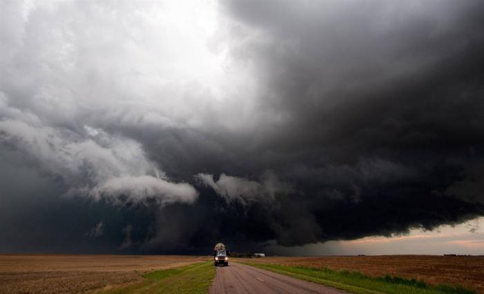 Ловцы торнадо (14 фото)
