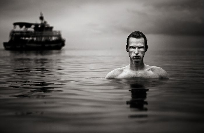 Красивые черно-белые фотографии (27 фото)