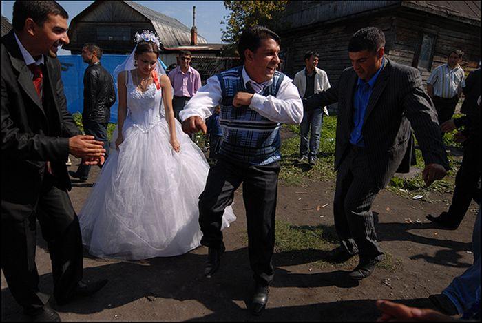 Цыганская свадьба (15 фото)