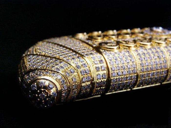 """""""Le Million"""" Piece Unique - самый дорогой телефон в мире (14 фото)"""