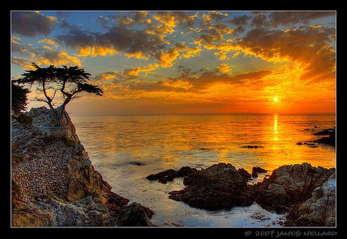 Красивые HDR фотографии моря (30 фото)