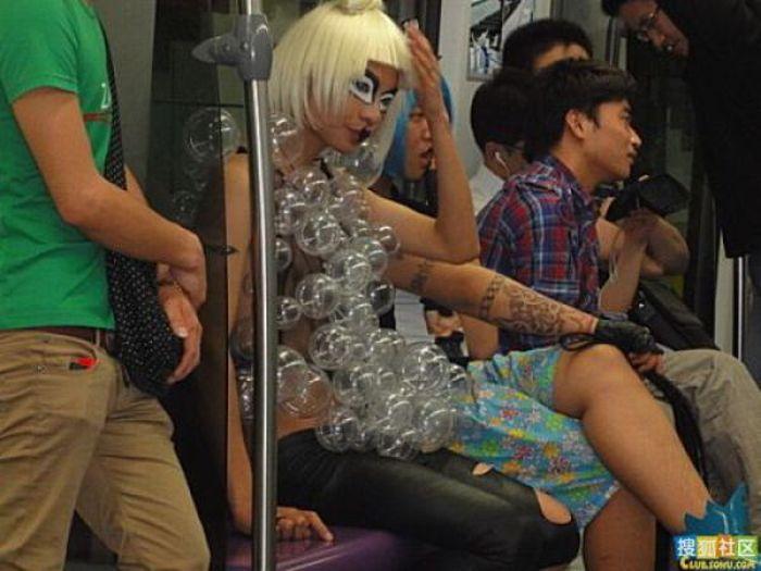 Сумасшедшая китайская мода (17 фото)