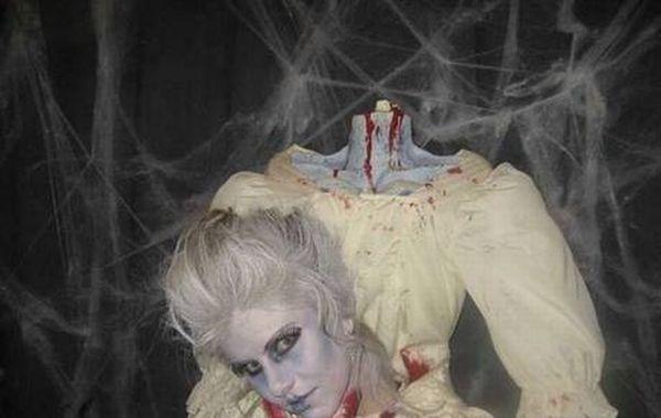 Классный костюм для Хэллоуина (17 фото)