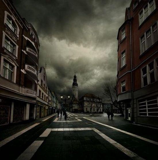 Страшные места (19 фото)