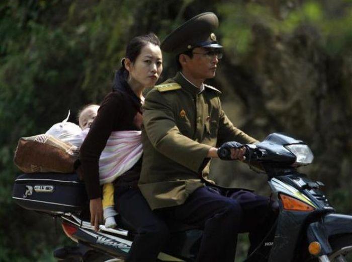 Жизнь в Северной Корее (120 фото)