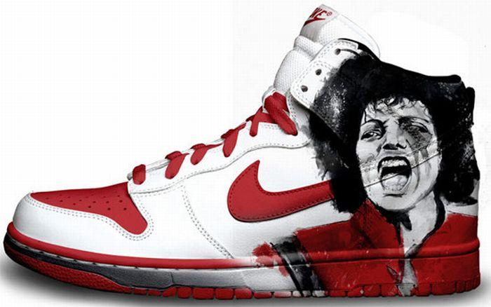 Необычные кроссовки (26 фото)