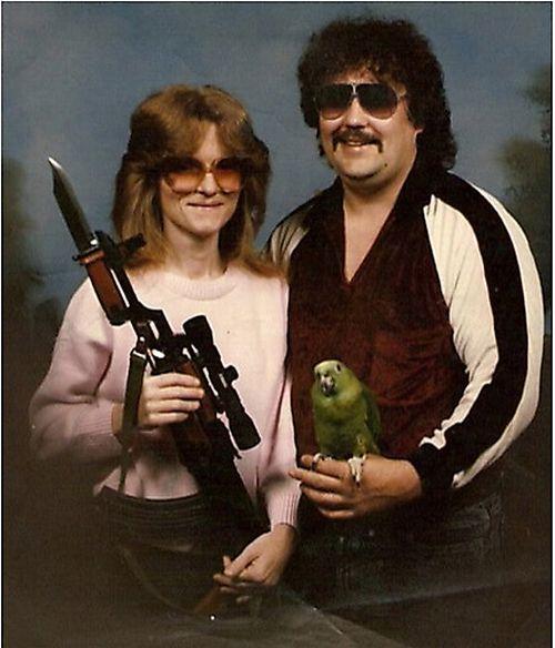 Идиоты и оружие (24 фото)