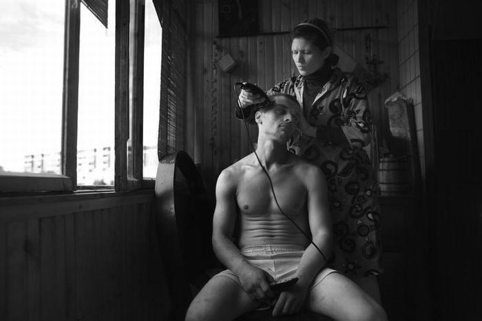 Наркоманы Украины глазами японского фотографа (16 фото)