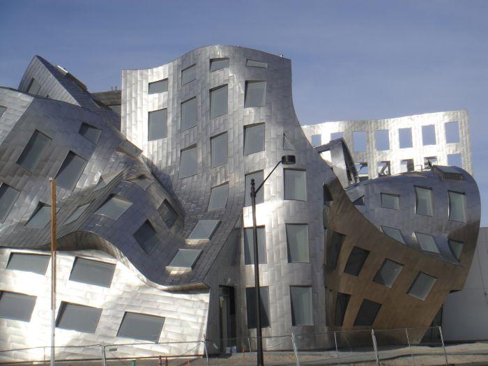 Лас Вегас. Здание Центра здоровья мозга