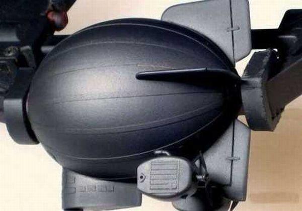 Нацистский дирижабль из яйца (18 фото)