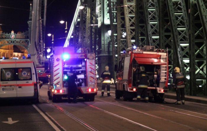 Странный самоубийца в Венгрии (10 фото)