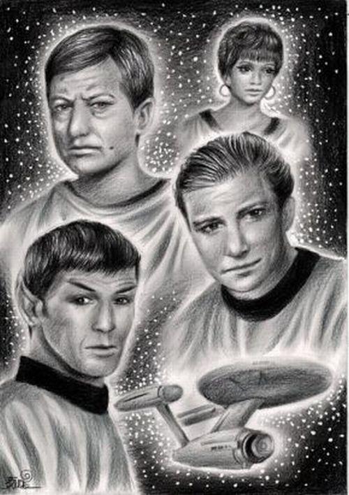 Худшие фанатские рисунки звезд (102 фото)