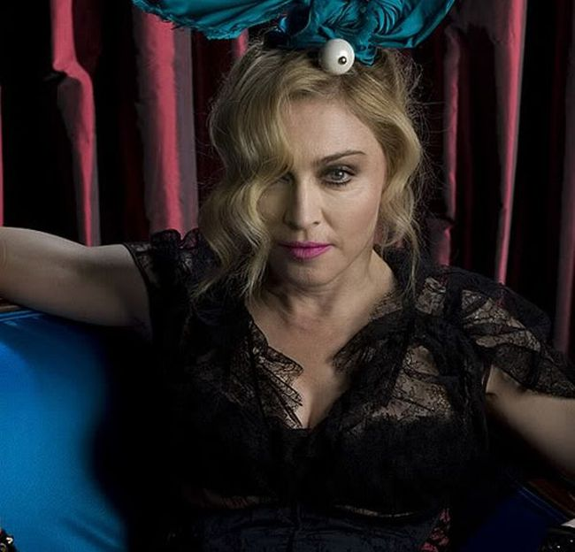 Фотографии Мадонны без фотошопа (5 фото)