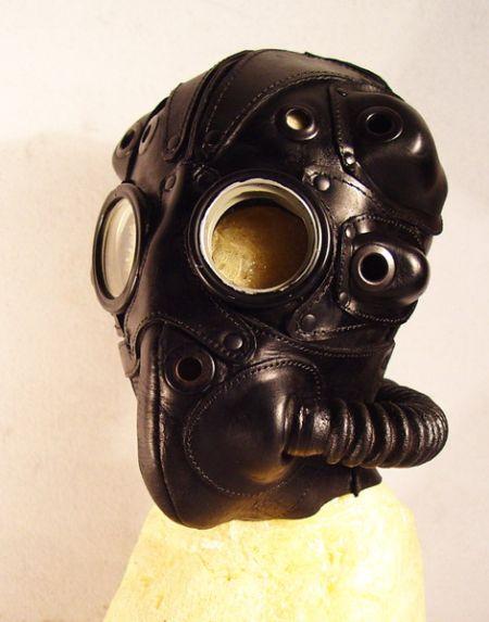 Страшные маски (35 фото)