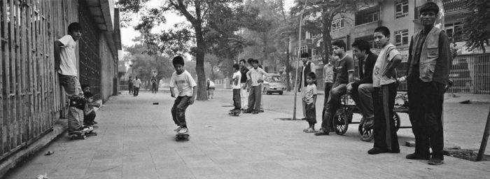 Афганские скейтеры (10 фото)