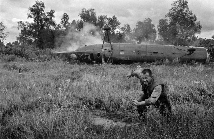 война во вьетнаме фотографии
