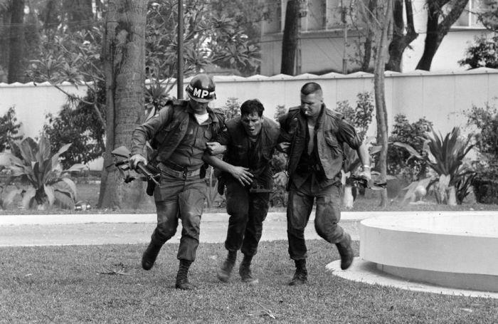 Война во Вьетнаме (100 фото)
