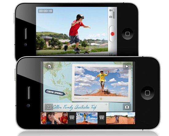 Встречаем новый iPhone 4!