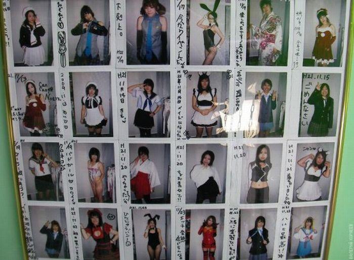 Поход в японский секс-шоп (16 фото)