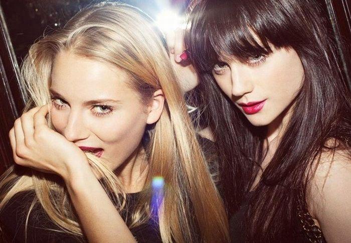 Симпатичные девушки (40 фото)